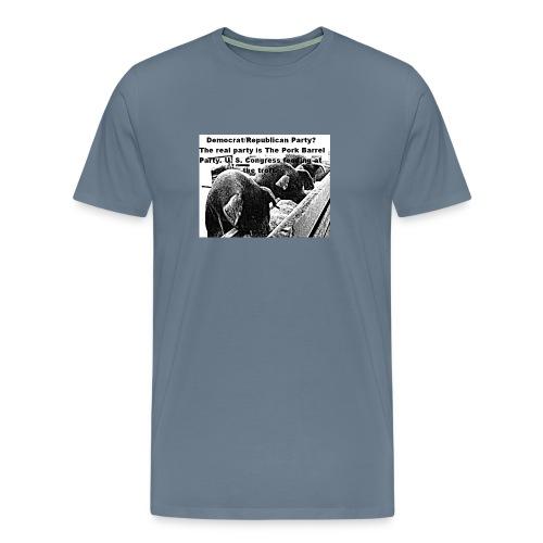 Hogs - Men's Premium T-Shirt