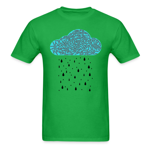 Wordcloud - Men's T-Shirt