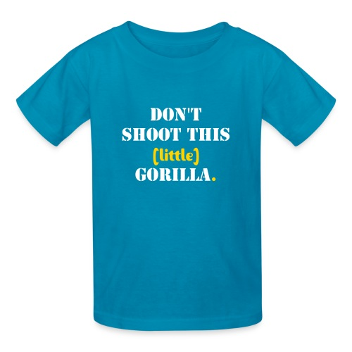 Boy Gorilla 2 - Kids' T-Shirt