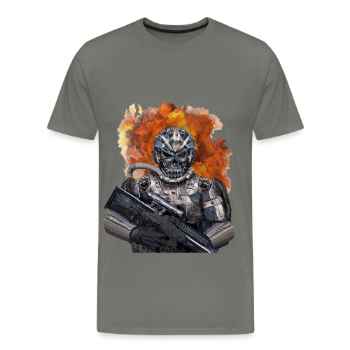 soldier - Men's Premium T-Shirt
