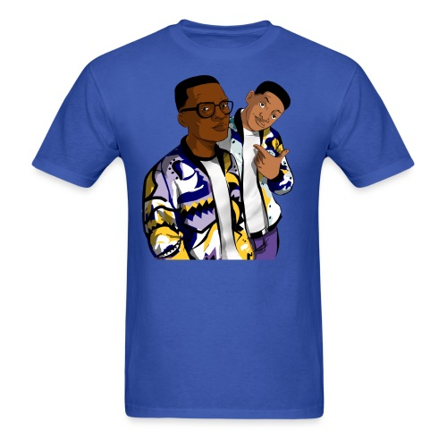 Fresh Prince Light Blue - Men's T-Shirt