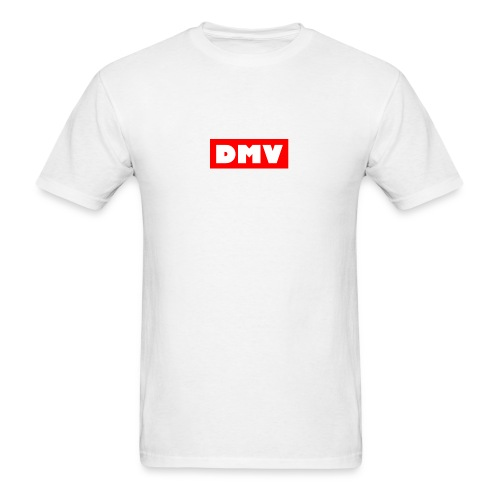 DMV Men's Tee - Men's T-Shirt