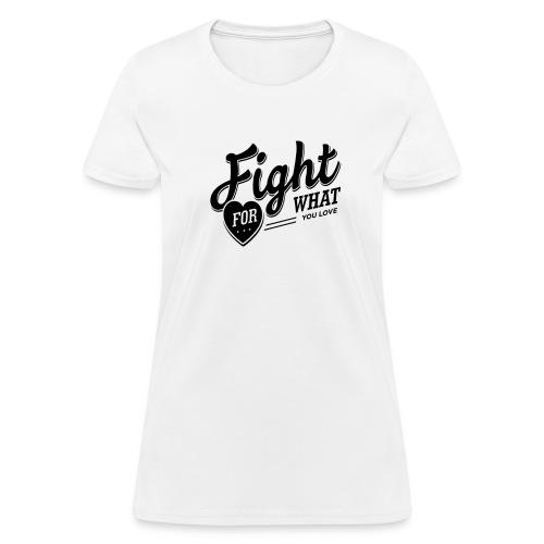 WOMEN'S TEE - Women's T-Shirt