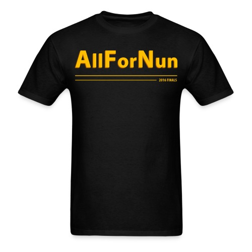Cavs vs Golden State All For Nun T-Shirt - Men's T-Shirt
