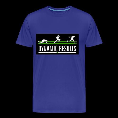 Classic Blue T-Shirt - Men's Premium T-Shirt