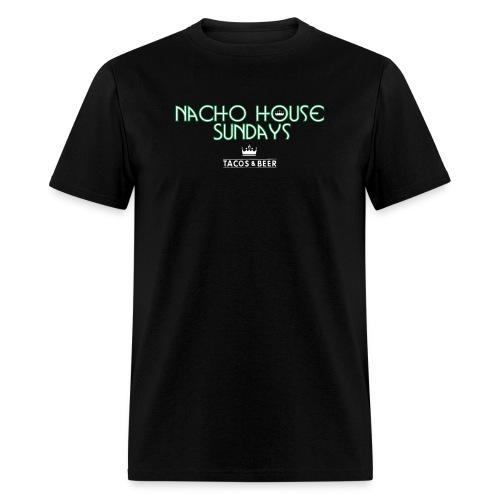 BlackGreen2men - Men's T-Shirt