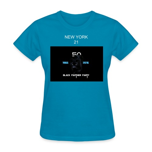 NY 21 50TH ANNIVERSARY - Women's T-Shirt