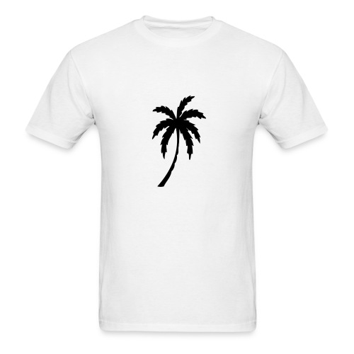 Men's Palm Tree Tee - Men's T-Shirt