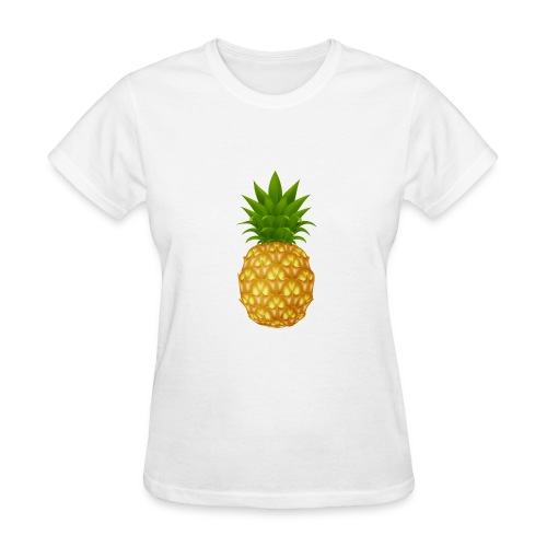 Women's Pineapple Tee - Women's T-Shirt