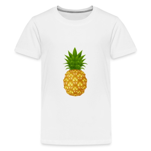 Kid's Pineapple Tee - Kids' Premium T-Shirt