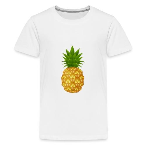 Kid's Pineapple Tee - Kids' Premium T-Shirt