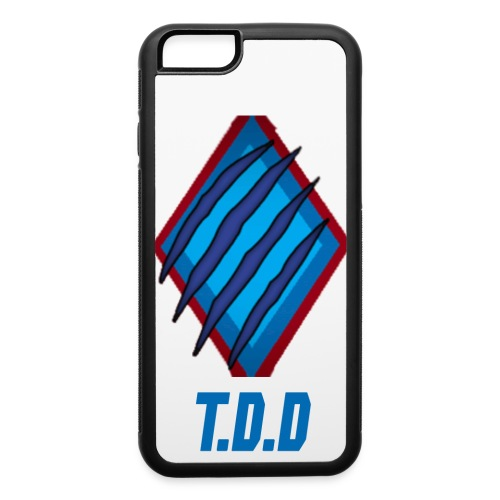 Diamond Logo with T.D.D - iPhone 6/6s Rubber Case