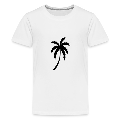 Kid's Palm Tree Tee - Kids' Premium T-Shirt