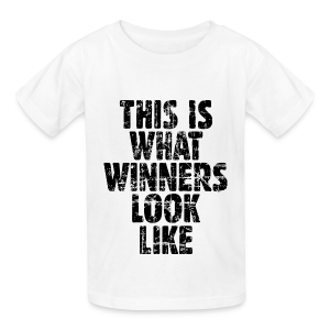 Winner Kids' T-Shirt Vintage/Black - Kids' T-Shirt