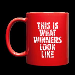 Winner Mug Vintage/White - Full Color Mug