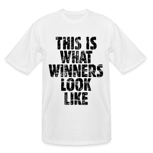 Winner Tall T-Shirt Vintage/Black - Men's Tall T-Shirt
