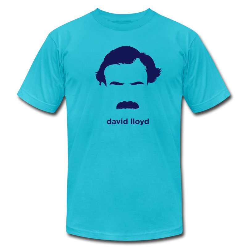 [david-lloyd-george] - Men's T-Shirt by American Apparel