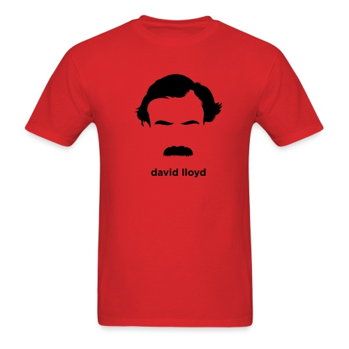 [david-lloyd-george] - Men's T-Shirt