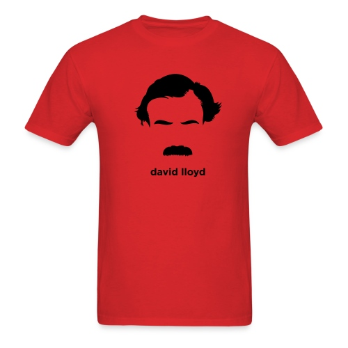 [david-lloyd-george] - Men's T-Shirt