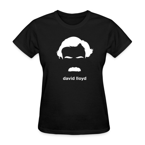 [david-lloyd-george] - Women's T-Shirt