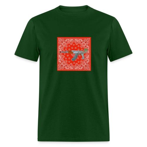 Bandana Republican t-shirt AK RED - Men's T-Shirt