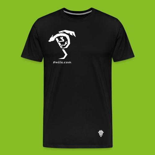 Pxiis Change Text Dragon - Men's Premium T-Shirt