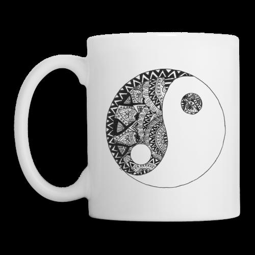Tasse Yin Yang by Gen - Coffee/Tea Mug
