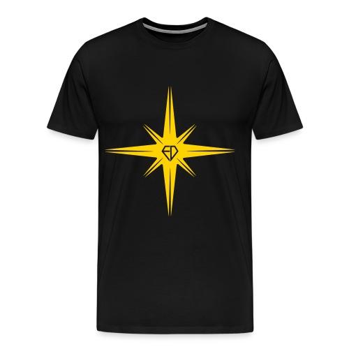 Men's Eash Compass Tee - Men's Premium T-Shirt
