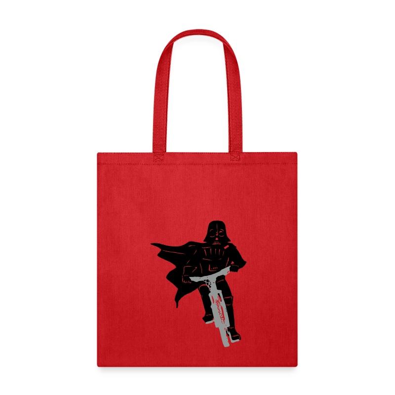Vader on a Bike - Tote Bag