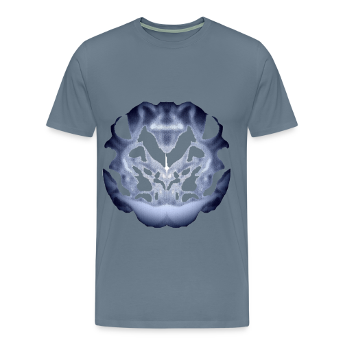 Mens Tribal Cobra Snake Tattoo T-Shirt - Men's Premium T-Shirt