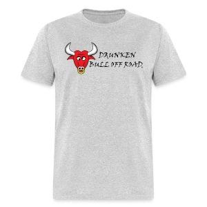 Official Logo Drunken Bull T-Shirt - Men's T-Shirt