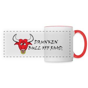 Drunken Bull Coffee Mug - Panoramic Mug