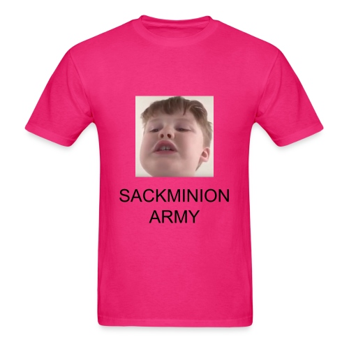 SACKMINION ARMY - Men's T-Shirt