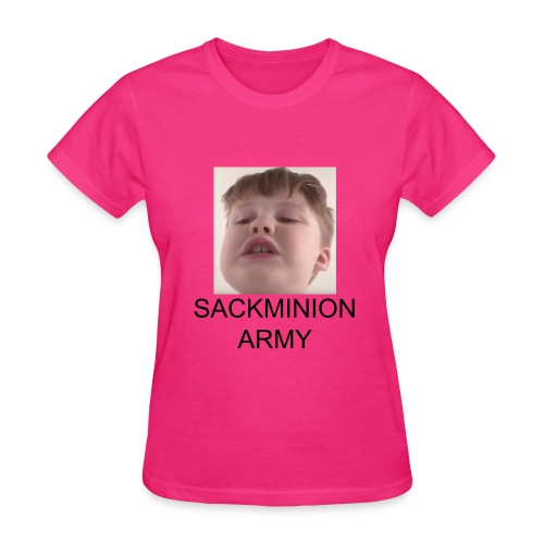 SACKMINION ARMY WOMEN - Women's T-Shirt