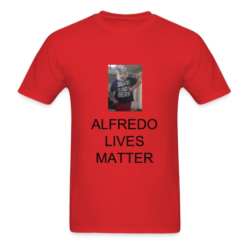 alfredo lives matter - Men's T-Shirt