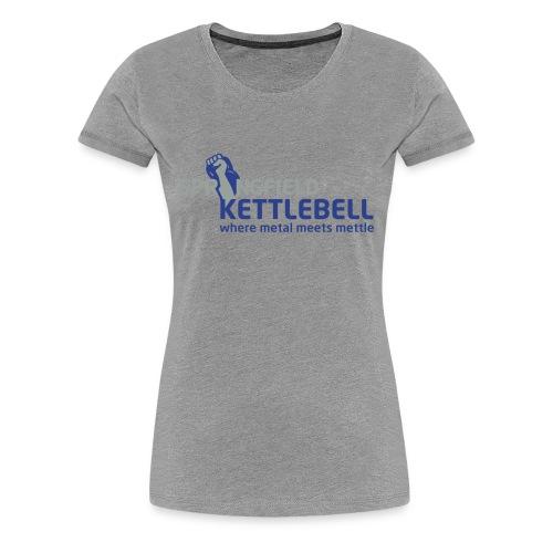 Springfield Kettlebell Women's Premium T-shirt - Women's Premium T-Shirt