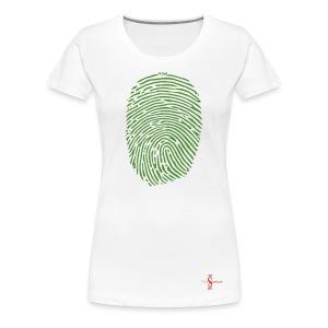 Identity_Green-ConScience - Women's Premium T-Shirt