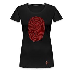 Identity_Red-ConScience - Women's Premium T-Shirt