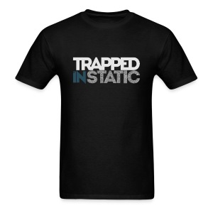 Trapped In Static - Men's T-Shirt