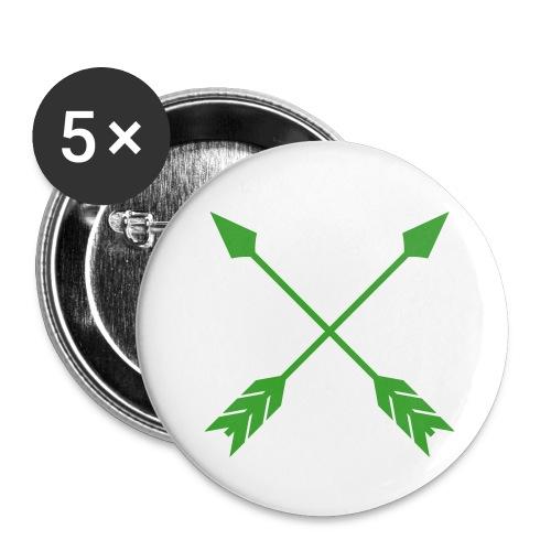 DUAL ARROW BUTTON - Small Buttons