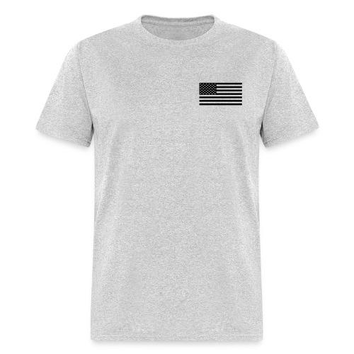 USA Grey - Men's T-Shirt