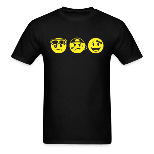 The Goons Logo - Men's T-Shirt