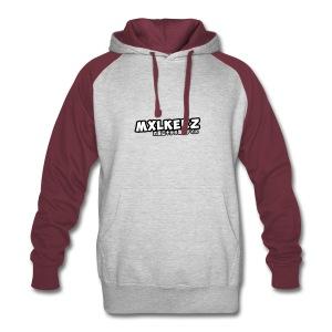 Mxlkerz Sweater  - Colorblock Hoodie