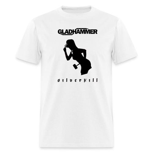 Men's Gladhammer Black Logo T-Shirt - Men's T-Shirt