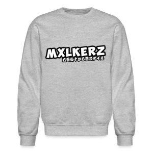 Mxlkerz Crewneck - Crewneck Sweatshirt