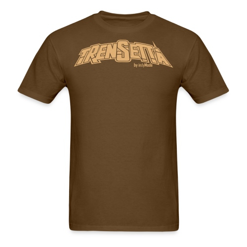 trenSetta by indyMode - Men's T-Shirt