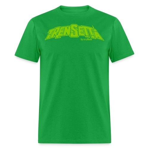 trenSetta by indyMode - Men's T-Shirt