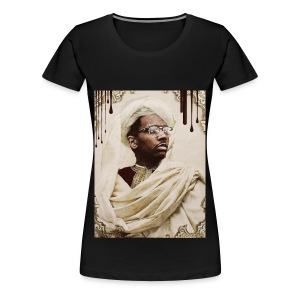D-Little-Blackamoor Women (T-Shirt) - Women's Premium T-Shirt