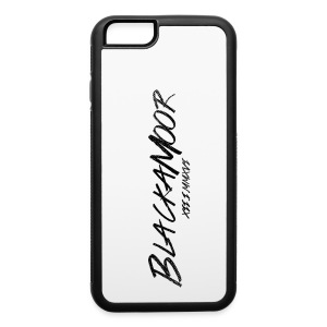 BLACKAMOOR iPHONE 6/6s RUBBER CASE - iPhone 6/6s Rubber Case
