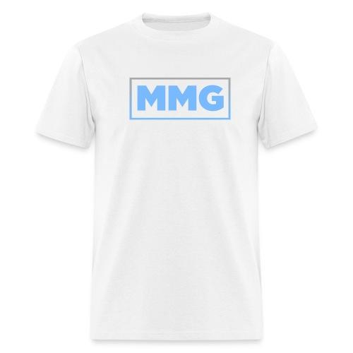 White MMG Shirt - Men's T-Shirt